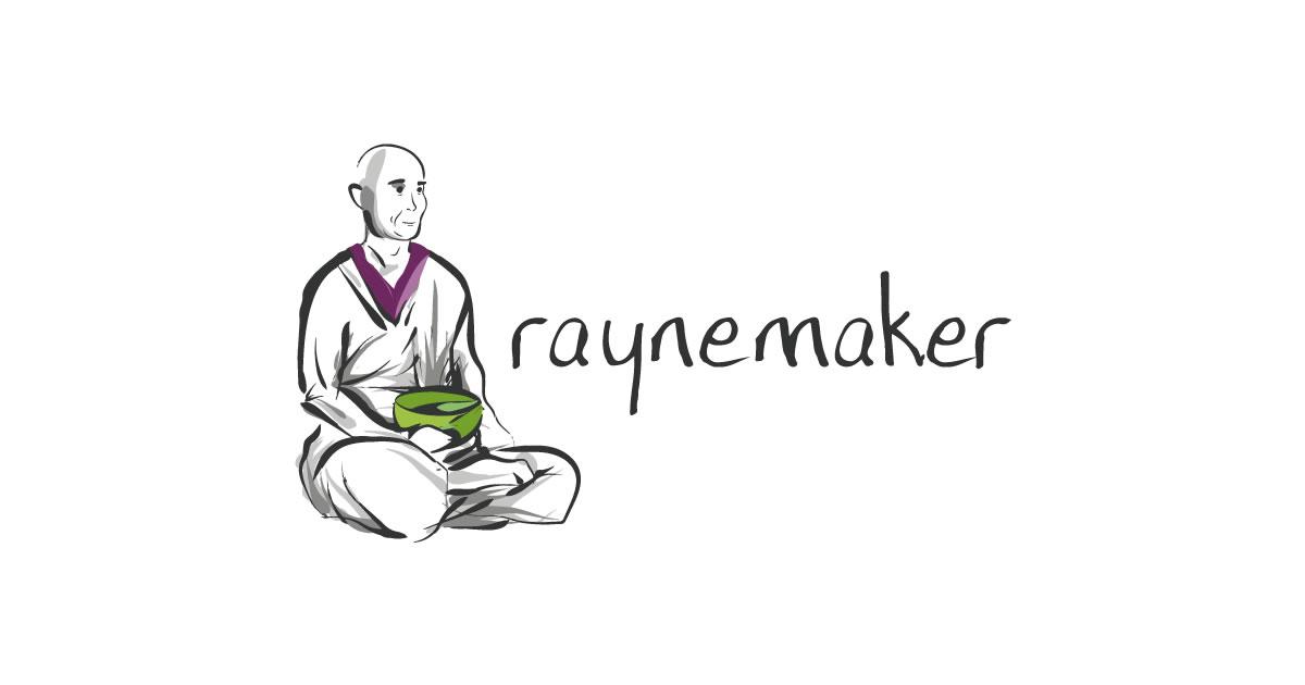 the monk - Rayne Maker
